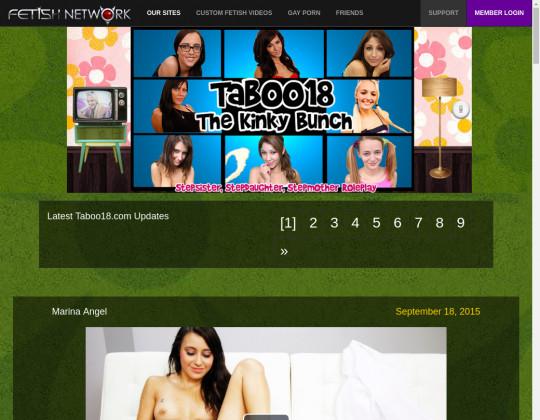 Taboo18, taboo18.com