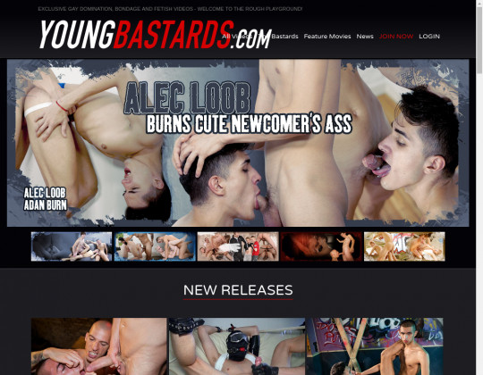 Young bastards, youngbastards.com